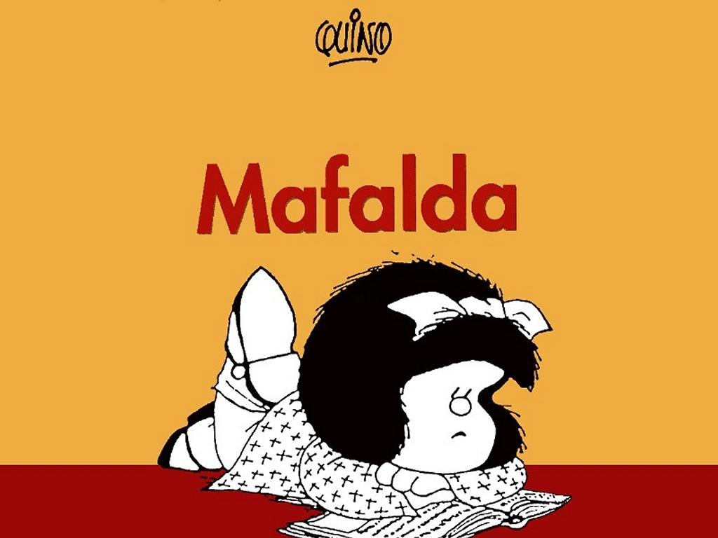 :) Mafalda - 10 libros en PDF