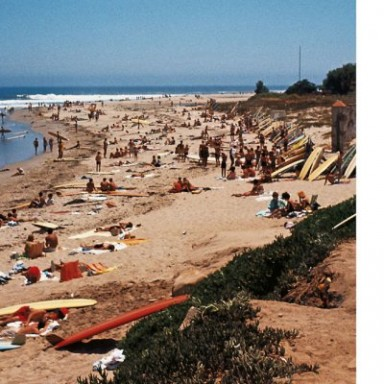 Surf Photography of the 1960s and 1970s de LeRoy Grannis